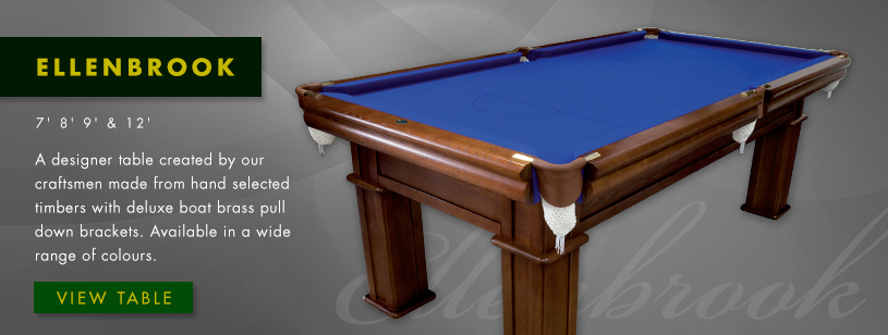 Ellenbrook Pool Table